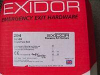 Emergency Exit Door Hardware Exidor 200 series