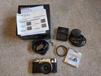 Fuji X100s Digital Camera with lots of extras