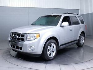 2009 Ford Escape AWD AC MAGS TOIT CUIR West Island Greater Montréal image 1