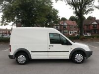 2006 FORD TRANSIT CONNECT 1.8 LWB, HI ROOF, 2 KEYS,NO VAT, MOT TILL JAN 2019, VERY CLEAN FOR ITS AGE
