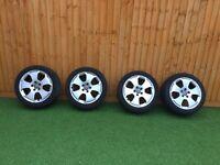 """17"""" Audi A3 alloy wheels"""