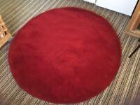 Round /circular rug