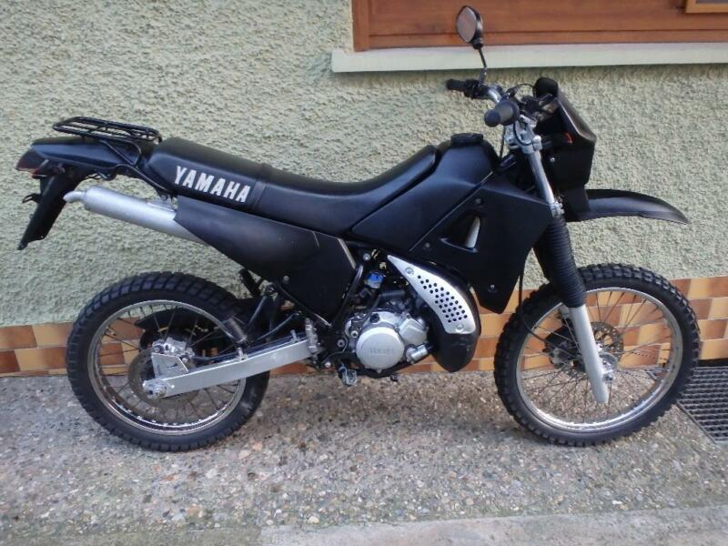 yamaha dt 125 baujahr 1998 km super zustand in. Black Bedroom Furniture Sets. Home Design Ideas