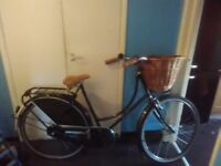 Chic Ladies Bicycle. Made in Holland. Excellent Condition.