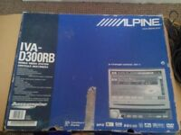 ALPINE IVA D300RB