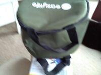 Insulated hose bag