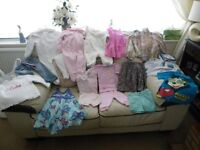 bundle of childrens clothing