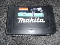 Makita 240v SDS Drill HR2470WX White Edition In Good Working Order