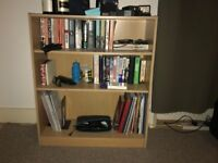 3 shelf Ikea bookshelf