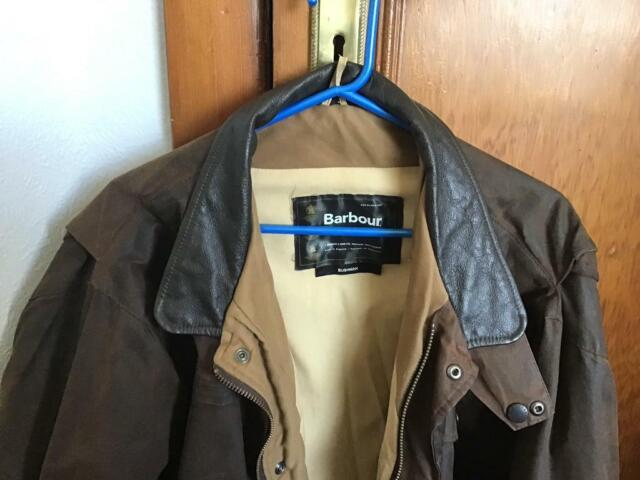 8a19e708762d Barbour Bushman Waxed Jacket Marked Extra Large,But fits me at large £35.  Kirkcaldy, Fife
