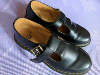 Dr Martens dolly shoes black brand new size 4