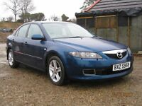 Mazda 6 Turbo Diesel with New MOT