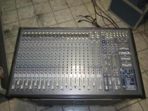 power mixer yorkville power max 22