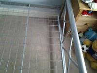 3ft metal single bed frame