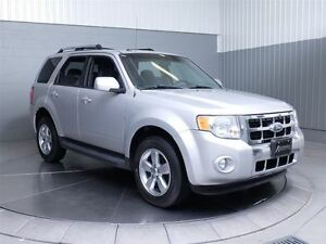 2009 Ford Escape AWD AC MAGS TOIT CUIR West Island Greater Montréal image 3