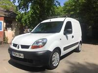 RENAULT KANGOO VAN EXCELLENT CONDITION 2004 LOW MILES SERVICE HISTORY DRIVES WELL ANY TRIAL WELCOME