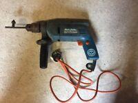 Black & Decker D154RG Hammer Drill 500 Watt
