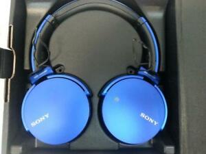 Sony Extra Bass Headphone. We Sell Used Headphones (#45992) (1)  JV731461