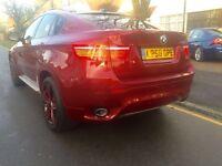 BMW X6 LEFT HAND DRIVE