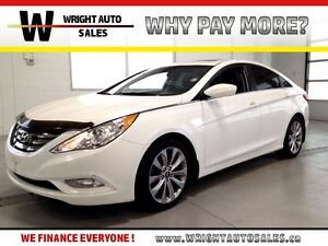 2013 Hyundai Sonata SE| LEATHER| SUNROOF| BLUETOOTH| 50,714KMS