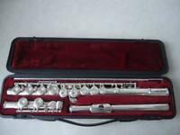 Yamaha YFL311ii, Solid Silver Head, Split E, Concert Flute