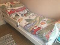 Ikea toddler bed immaculate condition rrp £59 bargain!