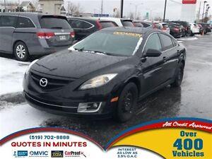 2011 Mazda MAZDA6 GT | LEATHER | ROOF | HEATED SEATS