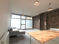 Large and unique open plan 1-bedroom apartment set in between Archway & Finsbury Park tube stations