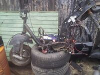 Zip 125 4t project sell as parts or as alot
