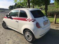 Fiat 500 60 plate excellent condition 67,000 miles 13 months MOT