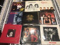 """Queen 7"""" vinyl - Job lot"""