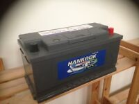 24X Hankook Leisure Batteries, 12 chargers & Battery Boxes - Boat, Caravan etc… for sale  Merseyside