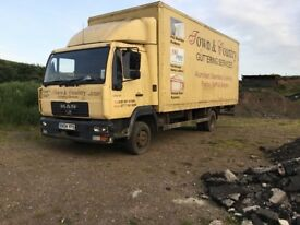 Great Box Lorry for sale