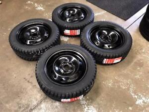 "16"" Steel Wheels 5x114.3 and Gt Radial Winter Tires 205/55R16 (Acura, Honda) Calgary Alberta Preview"