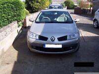 Renault Megane Privilage DCI (convertible)