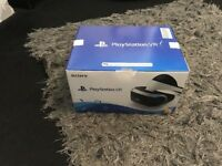 SONY PLAYSTATION VR HEADSET BRAN NEW IN THE BOX UNUSED