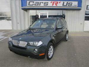 2007 BMW X3 PREMIUM AWD (FRESH TRADE)  LOCAL 153K!