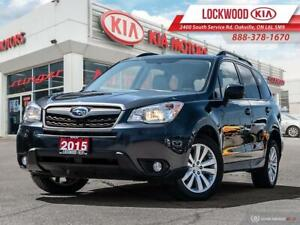 2015 Subaru Forester i Convenience PZEV - AWD, BLUETOOTH, HEATED