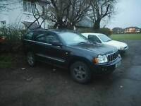 Jeep grand Cherokee 2006 crdi fsh