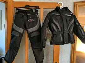 Motorcycle Clothing Kids aged 6-9 approx