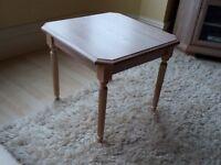 Limed Oak Silentnight furniture VGC, bookcase, TV cabinet, side table & corner unit