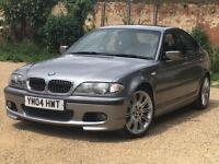 IMMACULATE BMW 330D M SPORT AUTO FACELIFT SATNAV HARMON KARDON M3 S3 530 Type r GTI M5