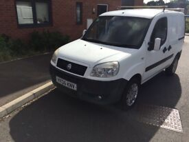 Fiat doblo 1.3 starts & drives well low millage
