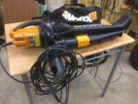 WORX Leaf Blower Vac.