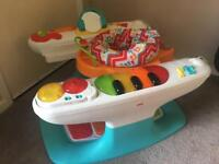 Fisher Price 4 in 1 piano