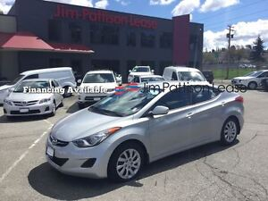 2013 Hyundai Elantra GL w/ bluetooth, heated seats