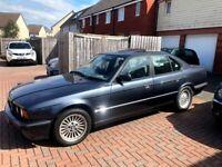 BMW, 518I E34, 12 months MOT, Manual, 1796 (cc), 4 doors not e30 e36