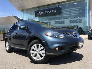 2011 Nissan Murano SV AWD Back Up Cam Bluetooth Sunroof