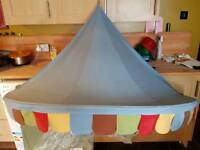 Childrens ikea canopy