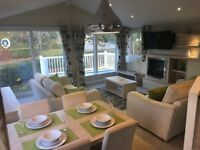 Luxury Lodge for Hire @ Seton Sands Near Edinburgh